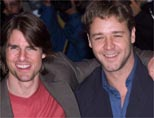 Tom Cruise et Russell Crowe 2